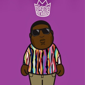 The Notorious B.I.G. - Biggie Smalls DJ Phase 3 front cover