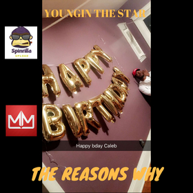 The Reasons Why Youngin The Star front cover