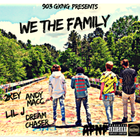 We The Family 903 GXNG front cover