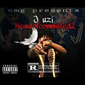 Heart Of Committed 2 J Uzi front cover