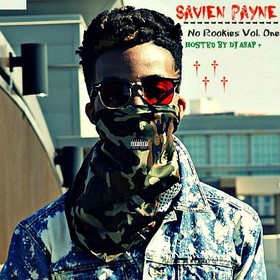 No Rookies Savien Payne front cover