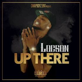 Up There Locson front cover