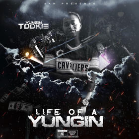 Life Of A Yungin 2 Yungin Tookie front cover