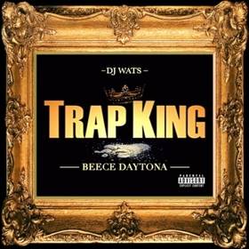 Trap King Beece Daytona front cover