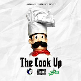The Cook Up Chef Birdie front cover