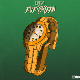 Evergreen KiiNG Sky front cover