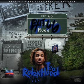 Exit 66 RobnHood Tra front cover