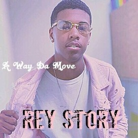Rey Story CHILL iGRIND WILL front cover