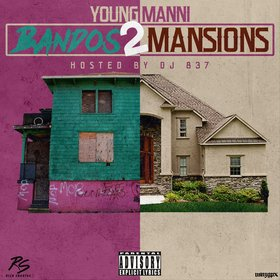 Bandos 2 Mansions Young Manni front cover