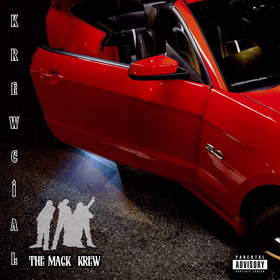 Krewcial The Mack Krew front cover