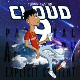 Cloud 9 EP Young Ca$ton front cover