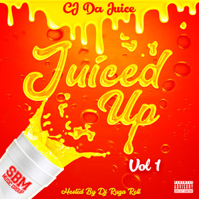Juiced Up CJ Da Juice front cover