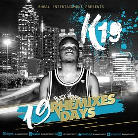 19 Rhemixes In 19 Days K19 front cover
