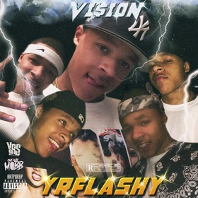 VI$ION YRFLASHY front cover