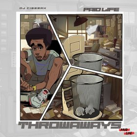Throwaways Paid Life front cover