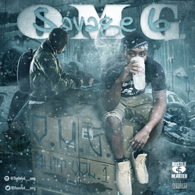 O.M.G. Shit Vol.1 O.M.G. Savage 6 front cover