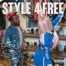 Style 4 Free (Issue 2) Troy Ave front cover