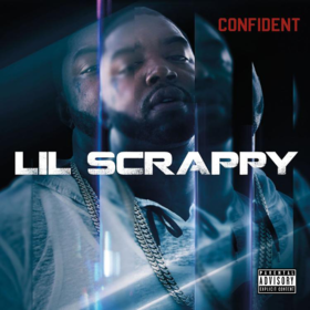 Confident Lil Scrappy front cover