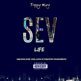 Sev Life Poppy Morg front cover