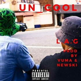 UnCool L.A.G Music front cover