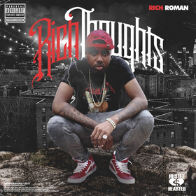 Rich Thoughts Rich Roman front cover