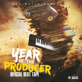 YOTP Official Beat Tape Year Of The Producers front cover