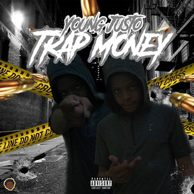 Trap Money Young Justo front cover