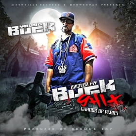 Back On My Buck Shit 2 Young Buck front cover