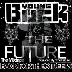 Back For The Streets Young Buck front cover
