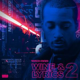 Wine & Lyrics 2 Young Scato front cover