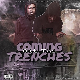 Coming Out The Trenches G23 front cover