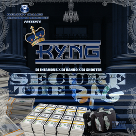 Secure The Bag Kyng front cover