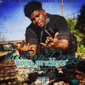 Living Wreckless BBCDeezy front cover