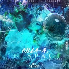 "Killa - A - ""In Space"" (The Mixtape) king koopA front cover"