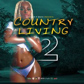 Country Living 2 DJ Cinco P Beatz front cover