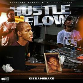 Hustle and Flow Giz da Menaxe front cover