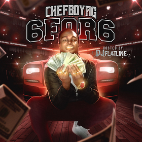 6 for 6 ChefBoy AG front cover
