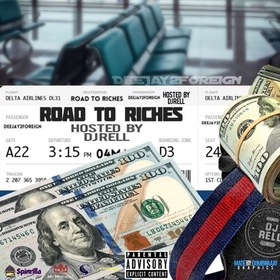 Road 2 Riches DeeJay2Foreign front cover