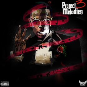 Project Melodies 3 Ripp Flamez front cover