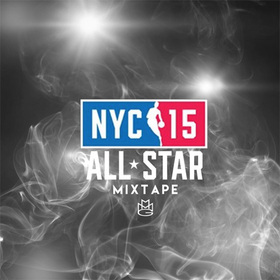 NYC All-Star 15 MMG front cover