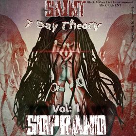 7 Day Theory Vol.1 Saint Soprano  front cover