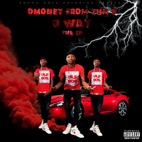 3 Way (The EP) D Money From Tha V front cover