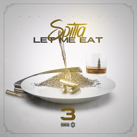 Let Me Eat 3 Spitta front cover