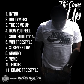 The Come Up Nephew front cover