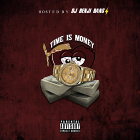 Time Is Money Rich Beezy front cover
