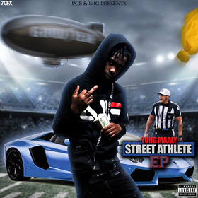 STREET ATHLETE Yung Maaly front cover