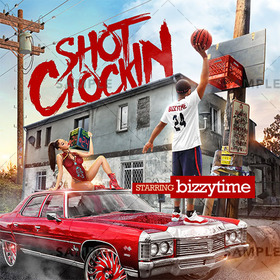 Shot Clockin Bizzytime front cover
