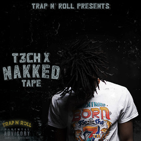 NAKKED TAPE T3CH X front cover