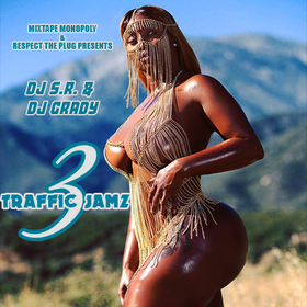 Traffic Jamz 3 DJ S.R. front cover