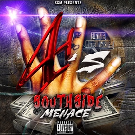 4's SouthsideMenace  front cover